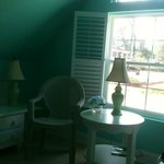Blue Wing Teal Room