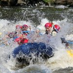 Upper Section Whitewater Adventure
