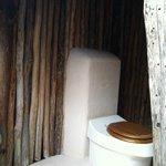 Toilet area Supernova