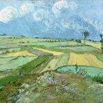 Wheatfields after the Rain, Vincent van Gogh, 1890.
