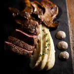 SPECIAL - Beef Fillet, Porcini Mushroom, Smoked Mash & Truffle Mushroom Cream