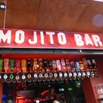 Mojito Bar, you have to discover this