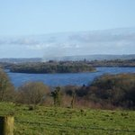 Beautiful view over Lough Erne