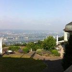 Ausblick ins Rheintal