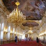 Grands salons d'apparat de Schonbrunn