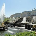 Summer Palace, St Petersburg, Russia