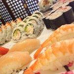 Sushi Tray:)