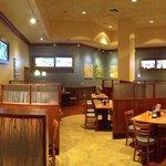 Trios restaurant at Three Rivers Casino & Hotel
