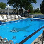 Holiday Lodge Motel Pool