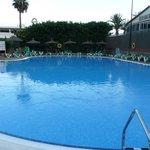 la gran piscina