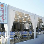 Splash Cafe Bar Restaurant Santorini