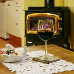 Gas Log Fire for those Cold Winter Days