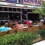 Central bar Image