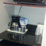 Microwave/Refrigerator