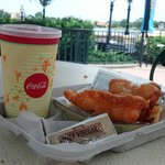 $12 lunch at Epcot