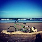 Long rides on the beach
