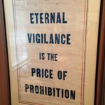 Prohibitionist Poster from the Oscar Getz Collection
