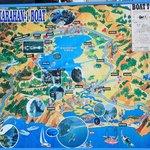 Boat Tour e bagno nel  lago di  Koycegiz