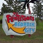 Entrance to Bedrock City