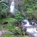 Kaeng Nyui Waterfall, Vang Vieng (30m waterfall)
