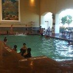 Loud Pool Area