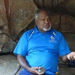 Willie Teaching & Sharing