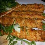 Succulent kebabs