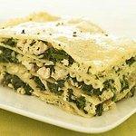 Chicken Pesto Lasagne
