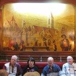 Classic Europe murals