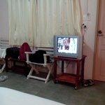 ในห้องมี TV