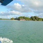 View of Erakor Island