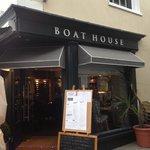 Boathouse Fowey