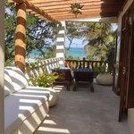 Photo de Galu Sea Lodge -Tamani