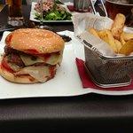 Hamburger du mas