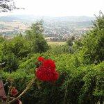 Veduta sulle colline