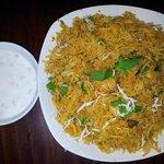 Chicken Biryahi