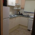 Kitchen-2 bedroom apartment!