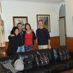 con John e Sonia