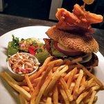 Peri Peri Chicken Fillet Burger