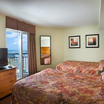 Oceanview Double bed