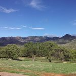 Chiricahua Mountains