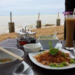 Lunch at Chong Fah Restaurant