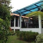 The individual villa