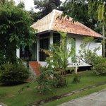 Our neighbor villa