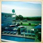 Alante Oceanfront Motor Inn Foto