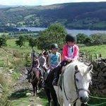 Spoon Hall Pony Trekking