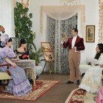 В Салонах усадьбы Марьино регулярно проходят музыкальные вечера