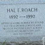 Hal Roach tomstone
