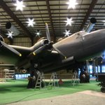 Handley Page Halifax bomber