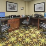 Hampton Inn Amelia Island  Business Center